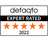 defaqto five star rating