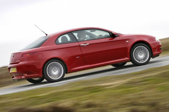 Alfa Romeo GT Coupe (2004-2011) review