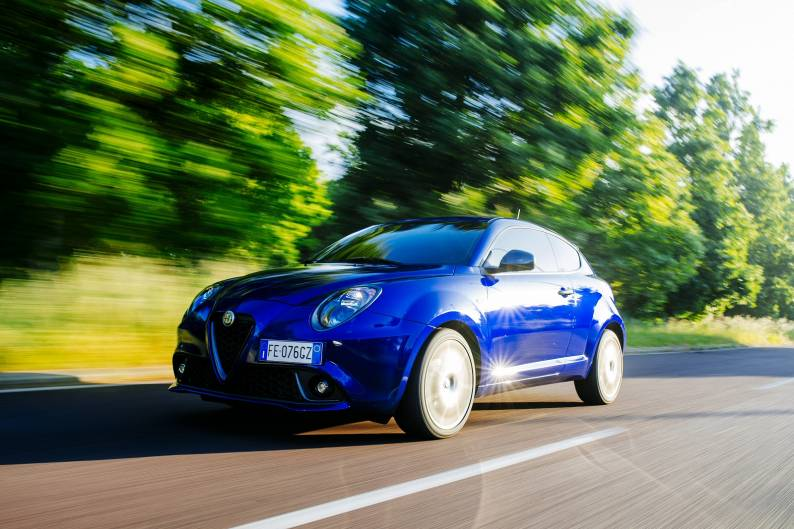 Alfa Romeo Mito 1.3 JTDM-2 review