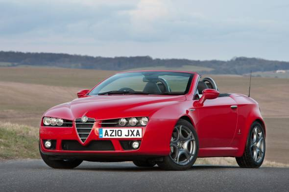 Alfa Romeo Spider range (2007-2012) review