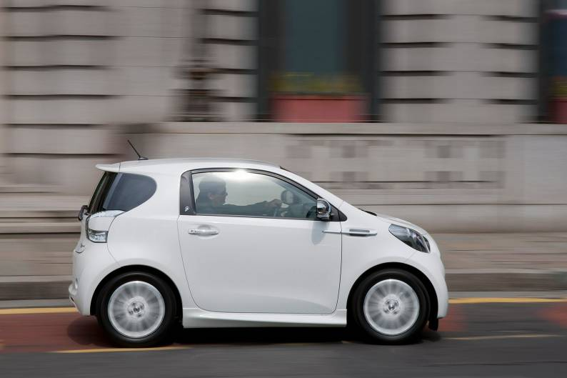 Aston Martin Cygnet (2011 - 2013) review