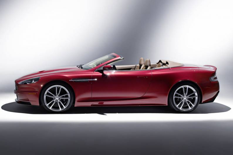 Aston Martin DBS (2007 - 2012) review