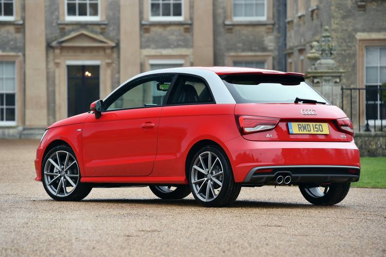 Audi A1 1 0 Tfsi Review Car Review Rac Drive