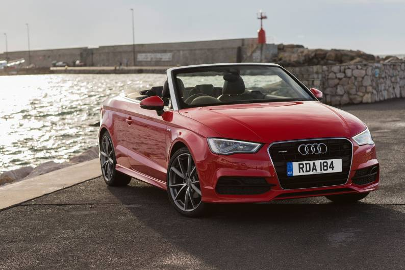 Audi A3 Cabriolet 2.0 TDI 184PS quattro review