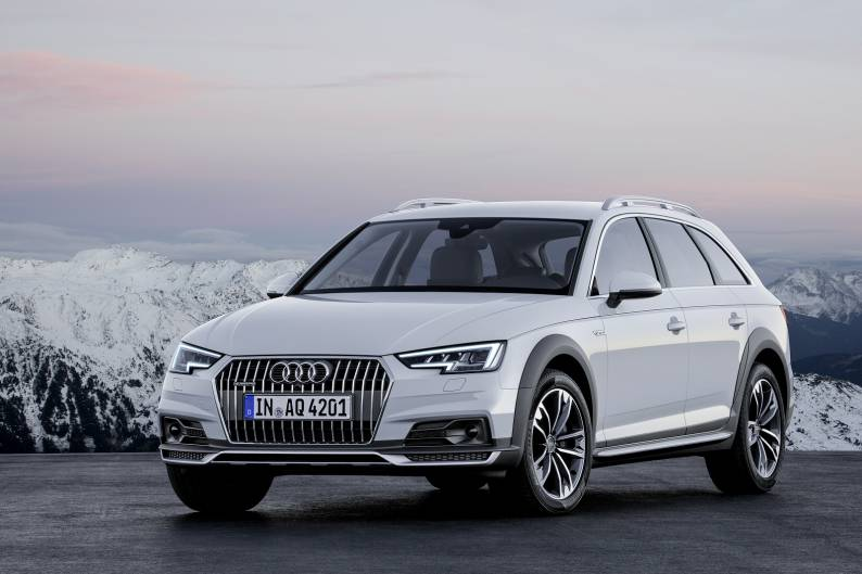 Audi A4 allroad review