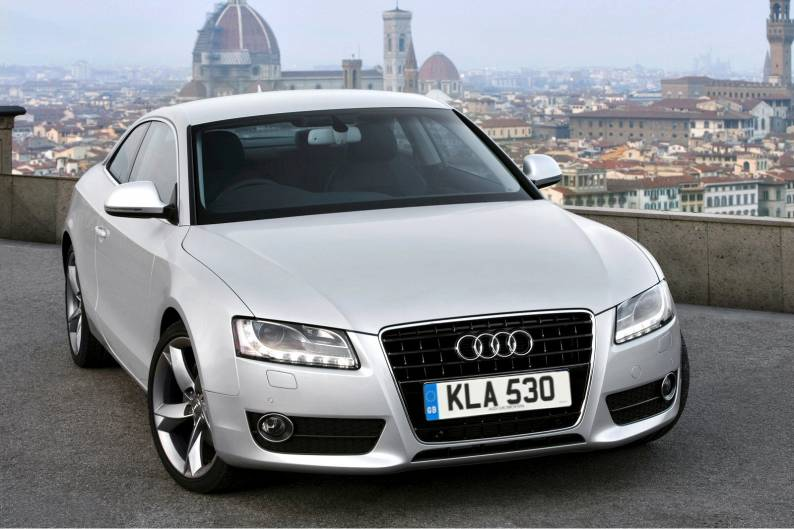Audi A5 Coupe (2007 - 2011) review
