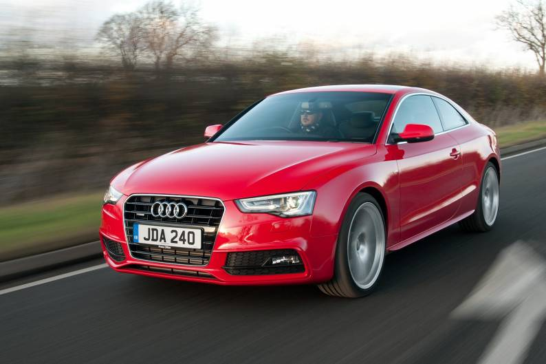 Audi a5 coupe 3 0 tdi quattro s tronic car review rac - Audi a5 coupe 3 0 tdi quattro s line special edition ...