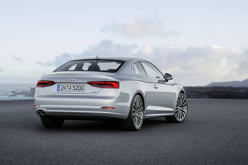 Audi A5 Coupe 2.0 TDI 190PS review