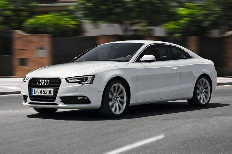 audi a5 coupe 2 0 tfsi quattro 225ps car review rac drive. Black Bedroom Furniture Sets. Home Design Ideas