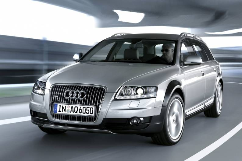 Audi A6 allroad (2006 - 2012) review
