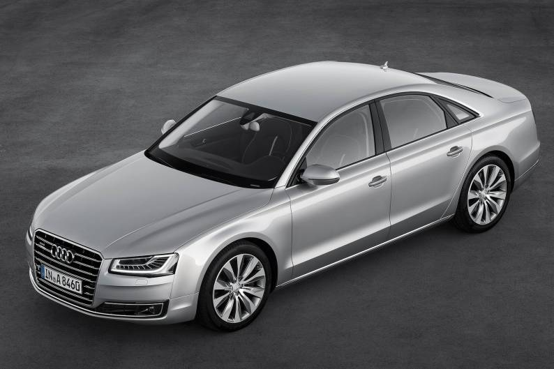 Audi A8 3.0 TDI quattro review