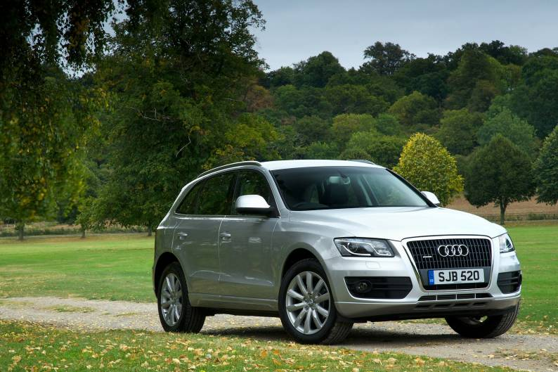 audi q5 2008 2012 used car review review car review. Black Bedroom Furniture Sets. Home Design Ideas