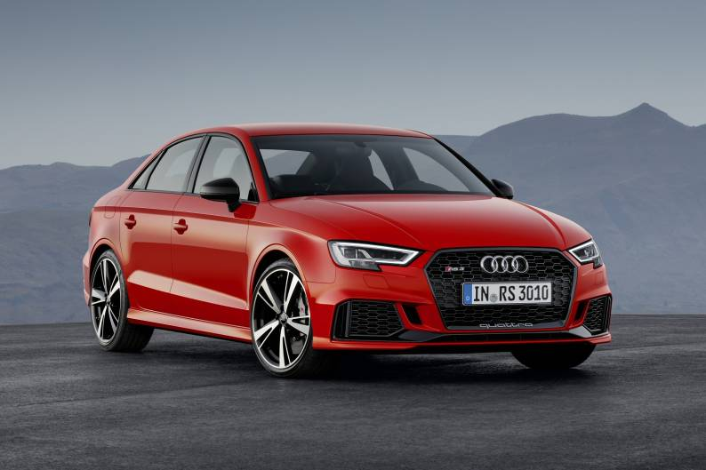Audi RS 3 Saloon review