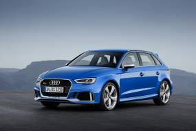 Audi RS 3 Sportback review