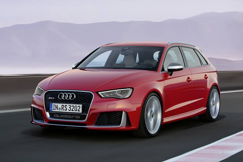 Audi RS3 Sportback review