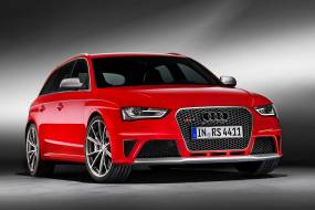 Audi RS4 Avant review