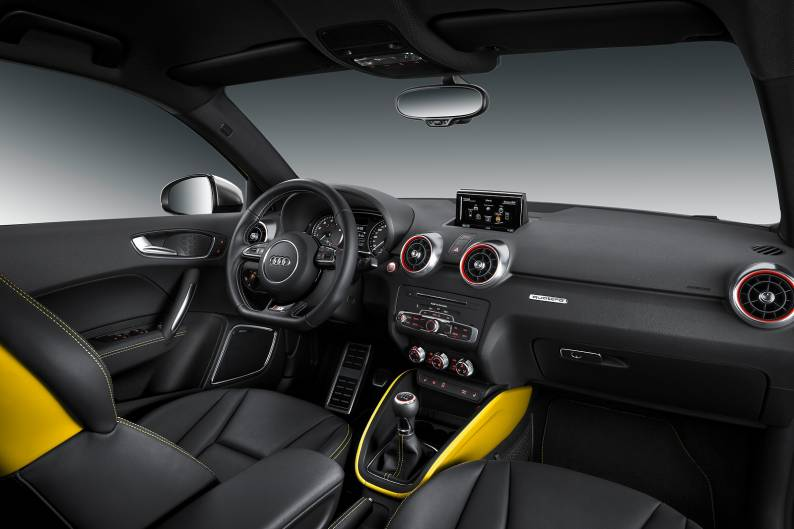Audi S1 review