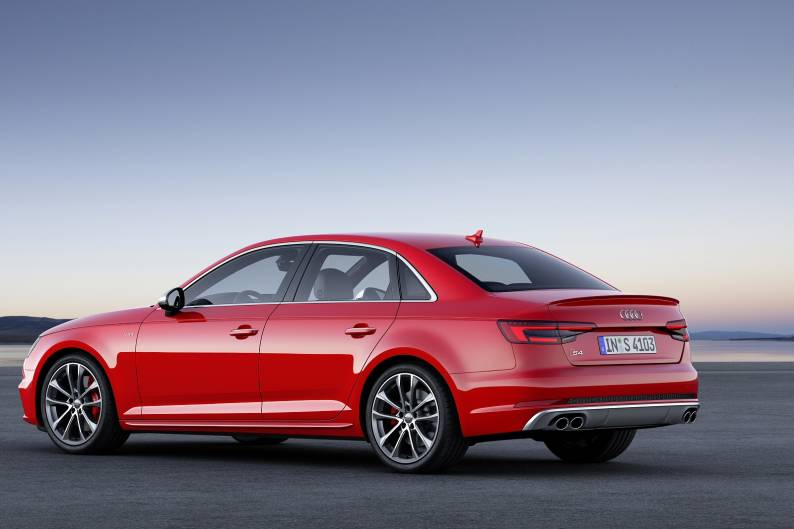Audi S4 review