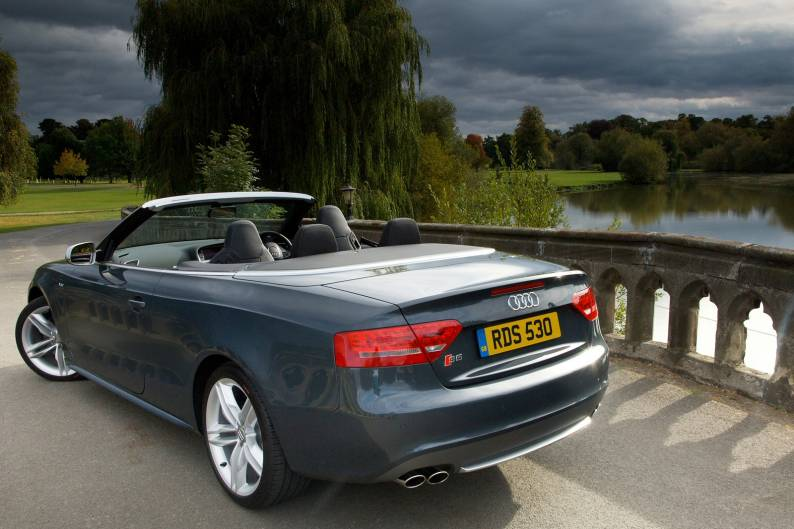 Audi s5 cabriolet review review car review rac drive