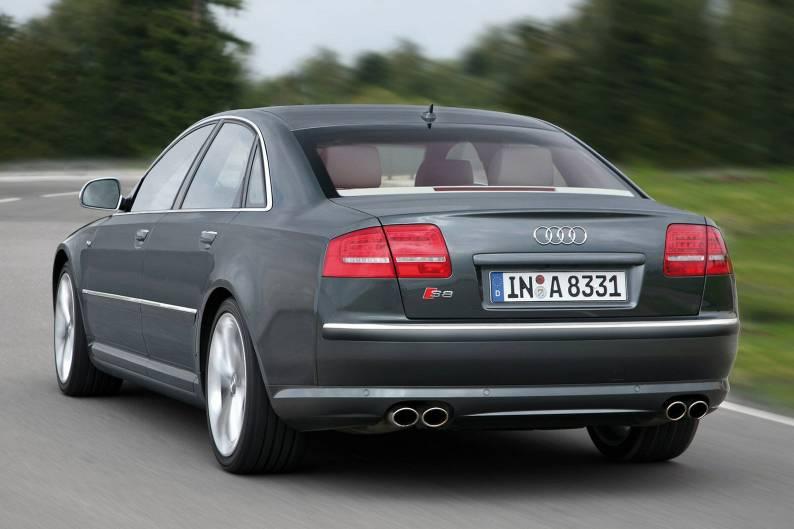 Audi S8 2006 2010 Used Car Review Car Review Rac Drive