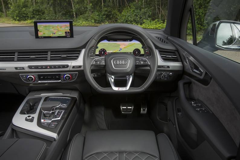 Audi SQ7 TDI review