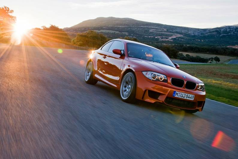 BMW 1 Series M Coupe (2011 - 2012) review