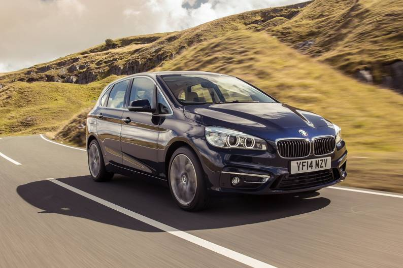 bmw 218i active tourer review review car review rac drive. Black Bedroom Furniture Sets. Home Design Ideas