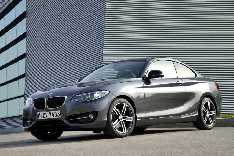 Bmw 220d Coupe Review Review Car Review Rac Drive