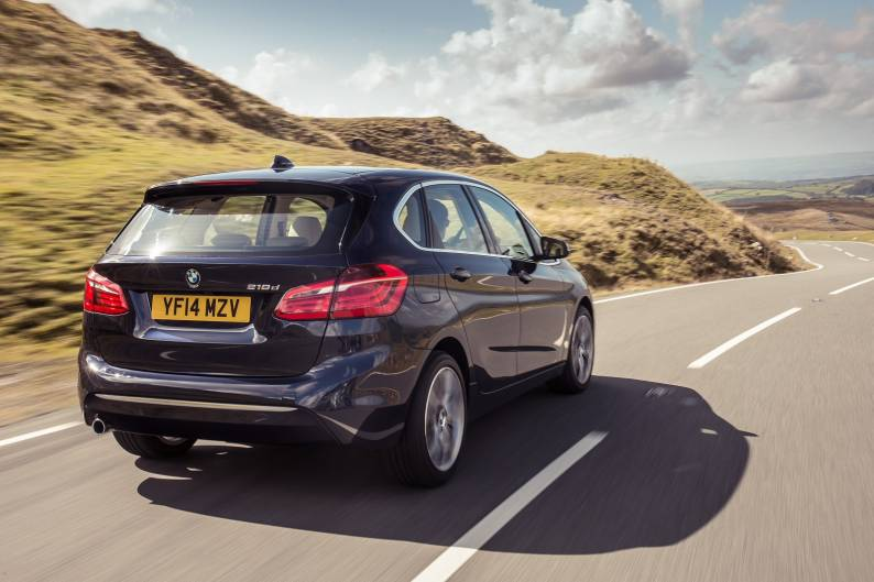 bmw 2 series active tourer review review car review rac drive. Black Bedroom Furniture Sets. Home Design Ideas