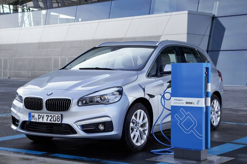 BMW 2 Series Active Tourer 225xe review
