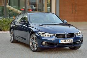 BMW 320d review