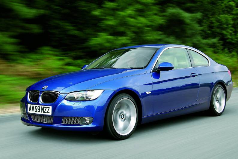 BMW 3 Series Coupe (2006 - 2010) review