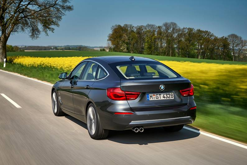 BMW 3 Series Gran Turismo 318d review