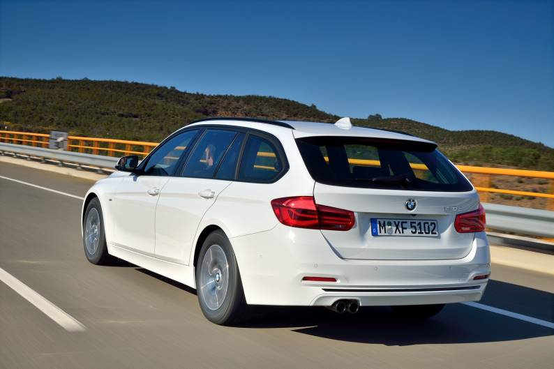 BMW 3 Series Touring review