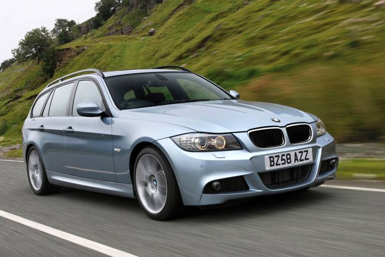 BMW 3 Series Touring (2005 - 2012) review