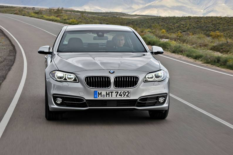 BMW 520d review