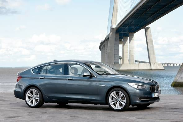 BMW 530d GT review