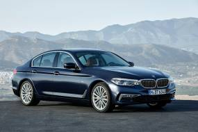 BMW 5 Series - Preview review