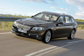 BMW 5 Series Touring review