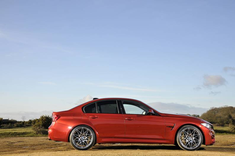 BMW M3 review