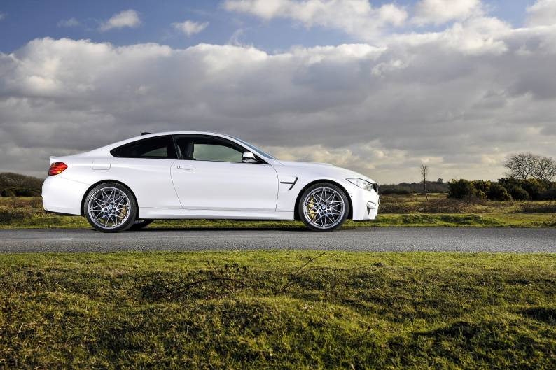 BMW M4 review