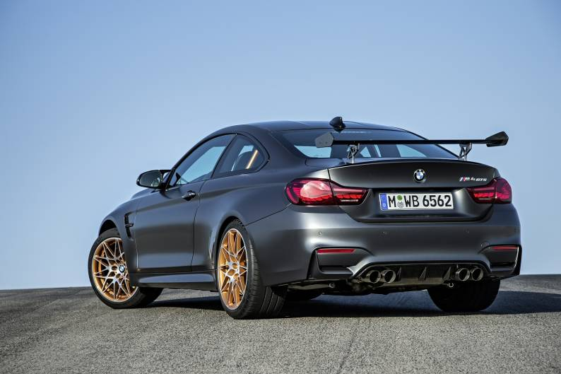 BMW M4 GTS review