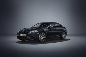 BMW M5 Competition Edition review