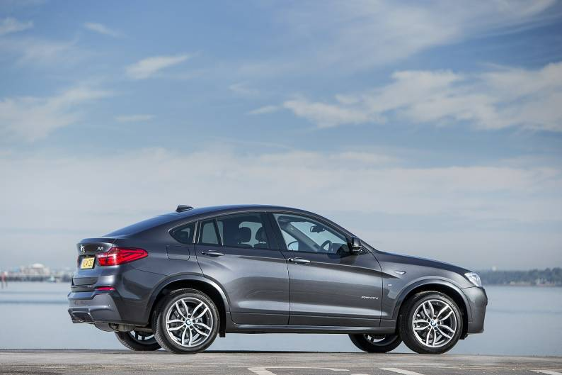 Bmw X4 Review Review Car Review Rac Drive