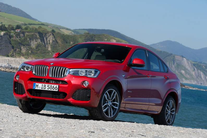 BMW X4 xDrive 35d review