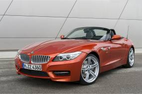 BMW Z4 sDrive 18i review