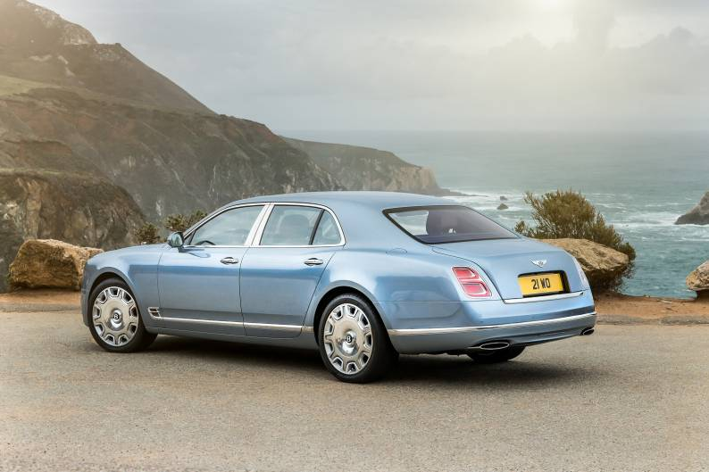 Bentley Mulsanne review
