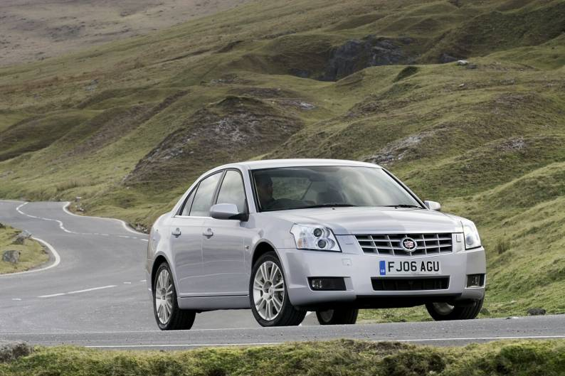 Cadillac BLS (2006 - 2010) review