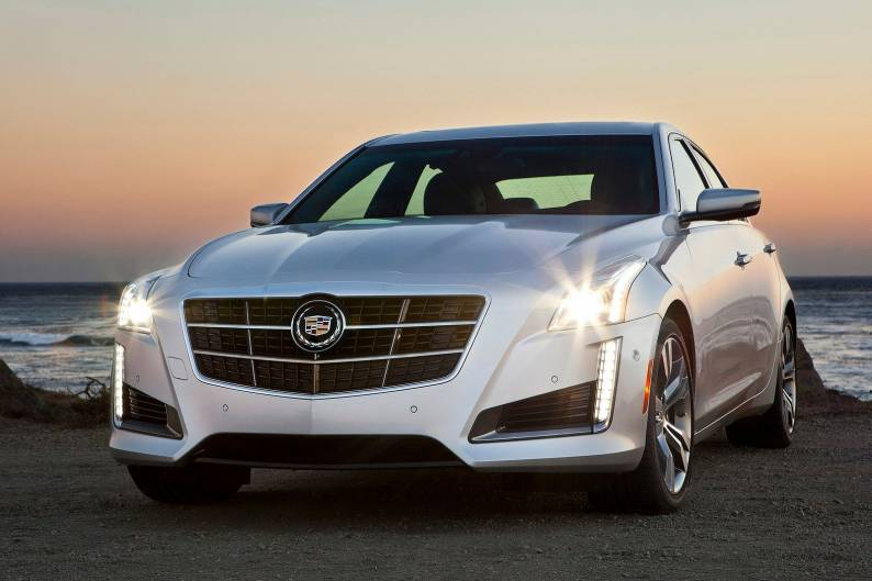 Cadillac CTS range review