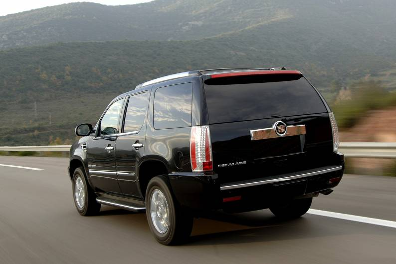 Cadillac Escalade review